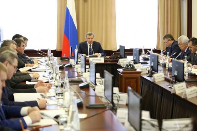 Владимир Васильев включен всостав Совета при полпреде лидера Российской Федерации вСКФО